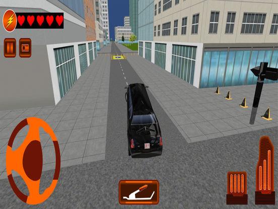 City Limousine Parking Sim Pro screenshot 8