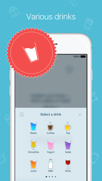 My Water Balance: Daily Drink Tracker & Reminder Screenshots