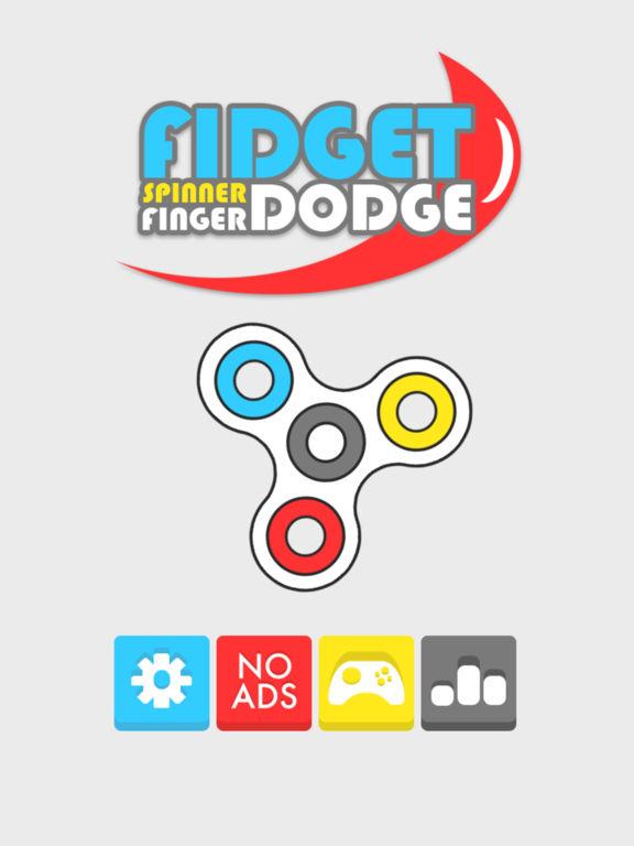 Fidget Spinner: Finger Dodgescreeshot 1