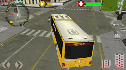 Modern City School Bus screenshot 2