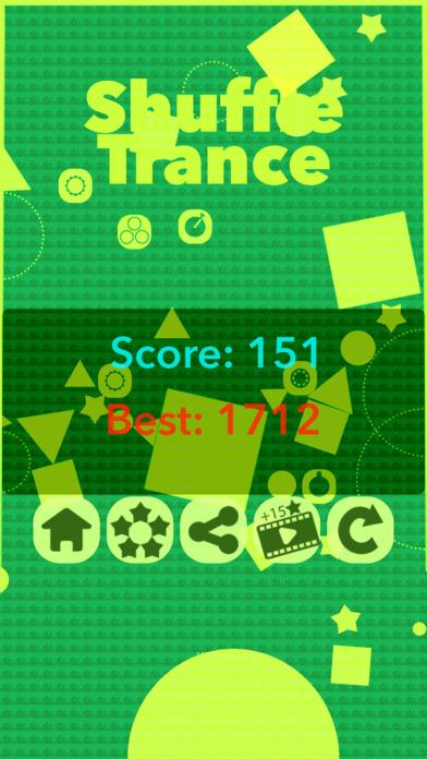 Shuffle Trance screenshot 4