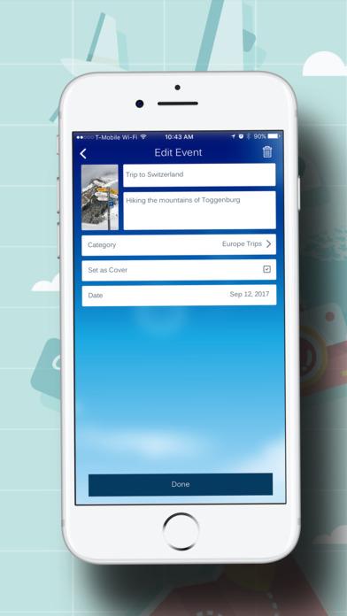 LetzGo Travel Event Countdown screenshot 4