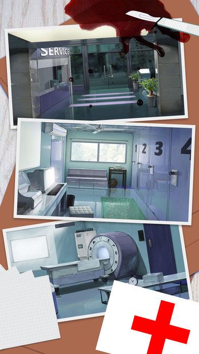 Silent Hospital Escape Room