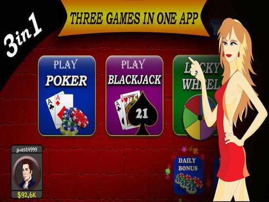 Free offline poker ios