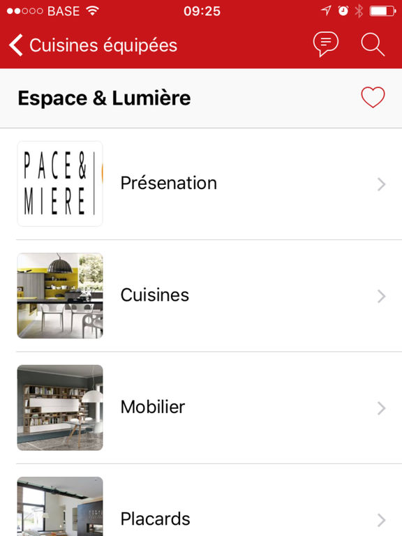 Maison mag on the app store for Application ipad construction maison