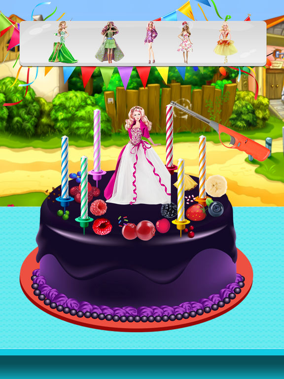 Ice Cream Doll Cake Maker 2017 screenshot 10