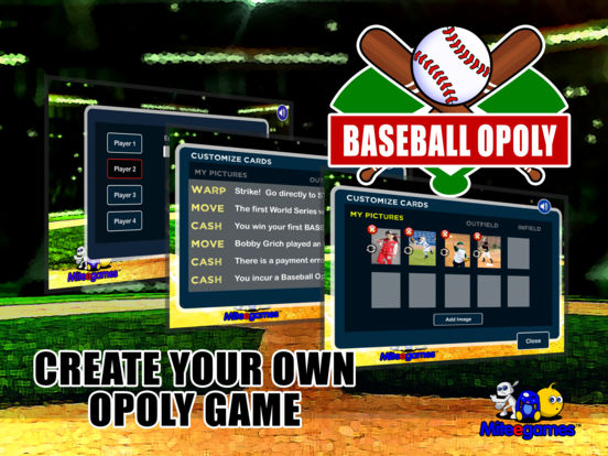Baseball Opoly screenshot 7