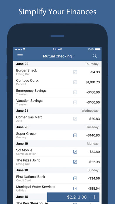 Screenshot #6 for Numero - Personal Finance Manager