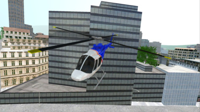 Police Helicopter Simulator: City Flying screenshot 1