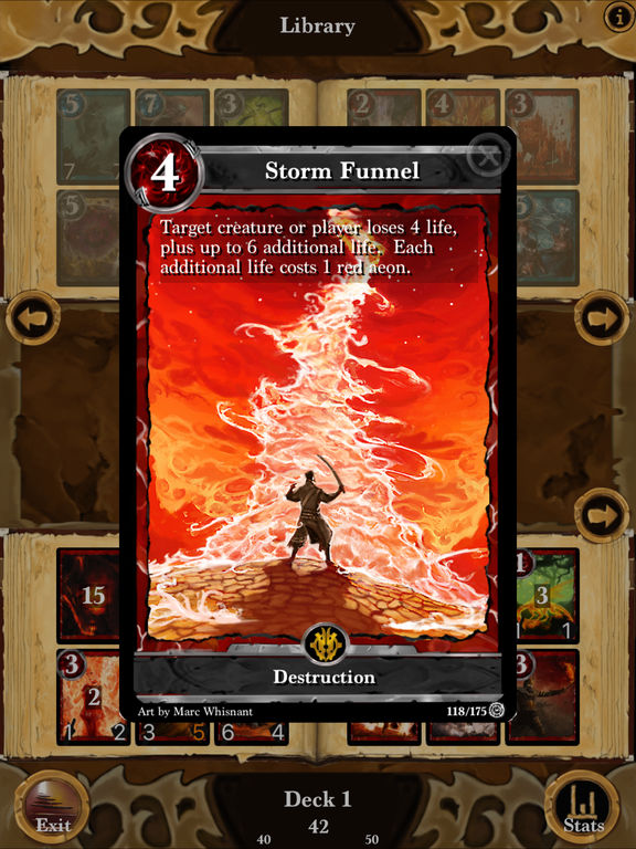 Lost Portal CCG Screenshots