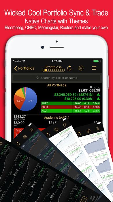 Stocks Live: Broker Sync Stock Market Game Changer Screenshots