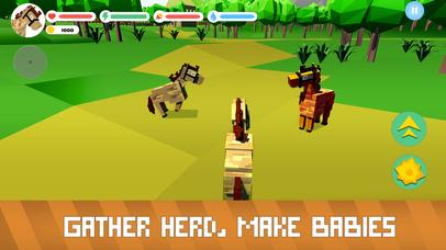 Blocky Horse Simulator Full screenshot 3