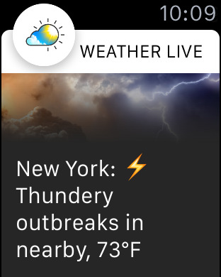 Screenshot #16 for Weather Live - Weather Forecast, Radar and Alerts