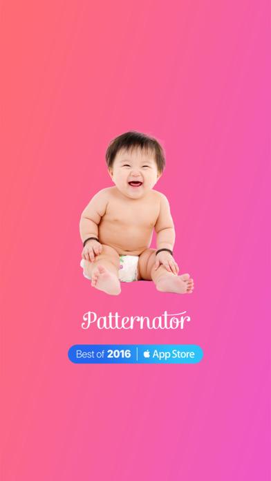 Patternator Pattern Maker Backgrounds & Wallpapers Screenshot