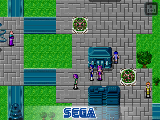 SEGA's Phantasy Star II For iOS Goes Free For First Time