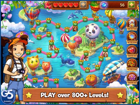Screenshot #2 for Mahjong Journey®