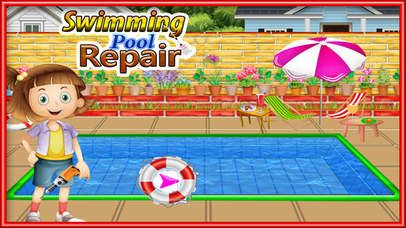 Emma Home Swimming Pool Repair And Cleanup Game App Report On Mobile Action