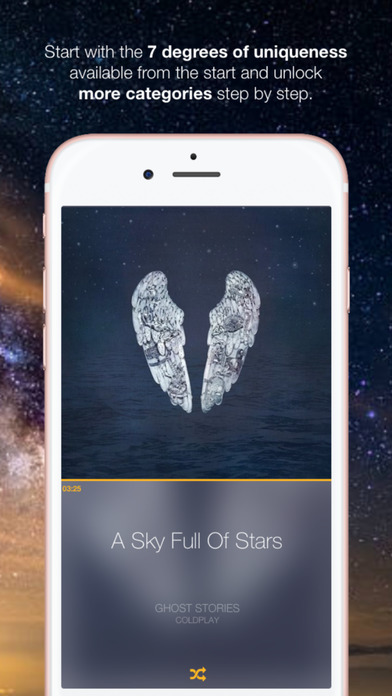 Skiplayer – Discover Your Music Habits Screenshots