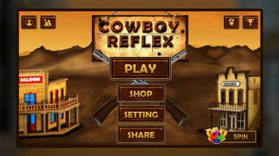 Cowboy Reflex screenshot 1