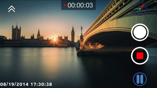 Timestamp Camera Pro - Best add date GPS to video Screenshots
