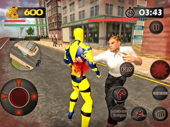 Strange Spider Hero Avenger screenshot 6
