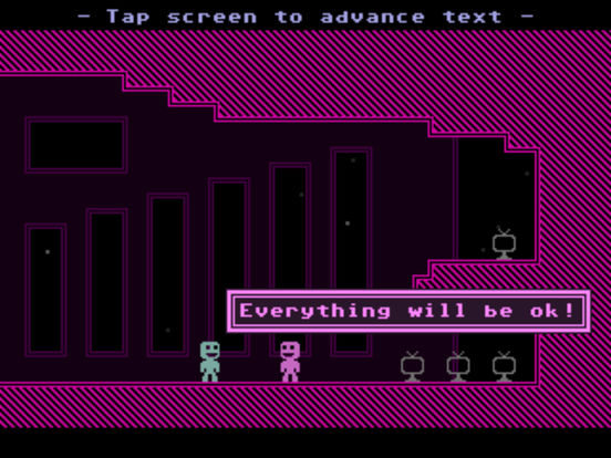 VVVVVV screenshot 7