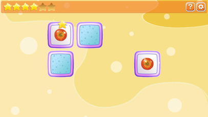 Memory for kids: fruit and vegetables screenshot 5