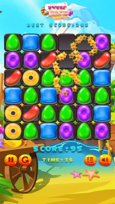 Sweet Candy Crack No Ad Screenshot 3