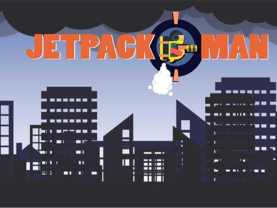 Jetpack Man Survival screenshot 2
