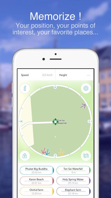 Phuket : Offline Map Screenshots