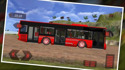 Mountain Tourist Bus 3D screenshot 1
