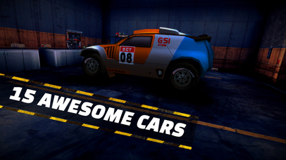 Rally Drift Champion-ship : Xtreme Car Racing screenshot 2