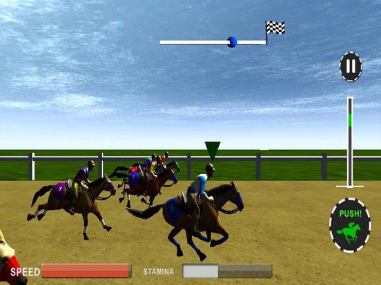 Ultimate Horse Racing:3d screenshot 5