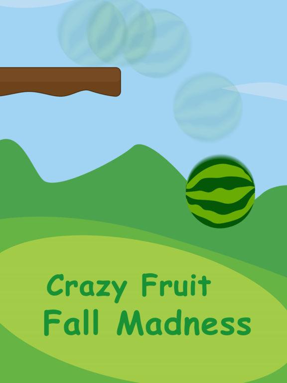 Crazy Fruit Fall Madness screenshot 4