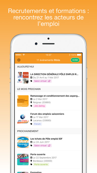 app shopper   u00c9v u00e9nements
