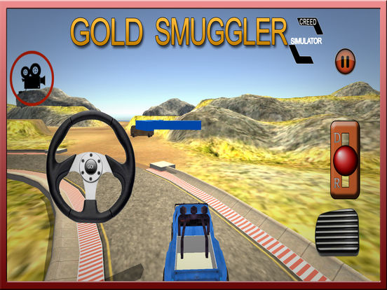 Gold Smuggler And Real Transporter Game screenshot 8