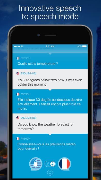 Screenshot #7 for Speak & Translate - Voice and Text Translator