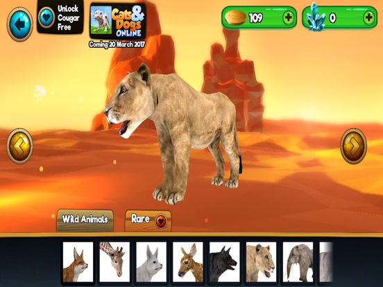 My Wild Pet Online Cute Animal Rescue Simulatorscreeshot 5