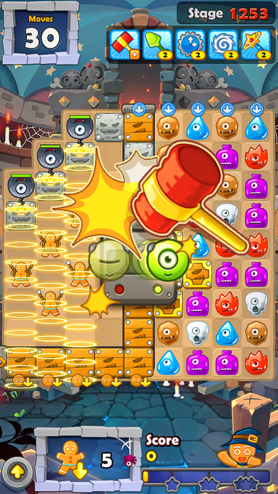 Monster Busters screenshot 4