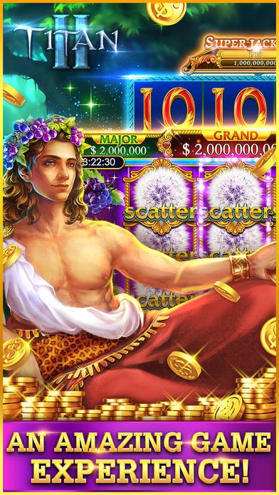Screenshot 1 Slots!! — Slot App & Fun Casino Games