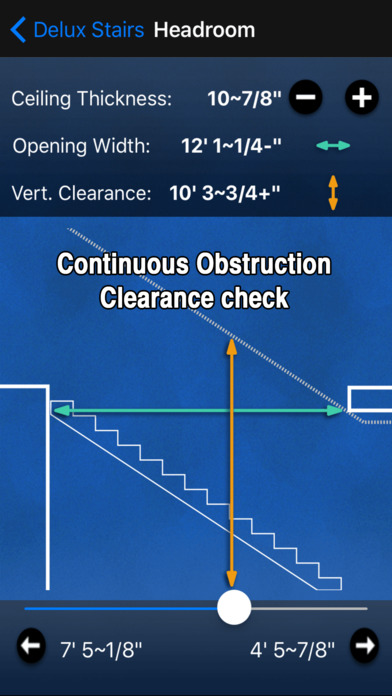 Screenshot For Delux Stairs