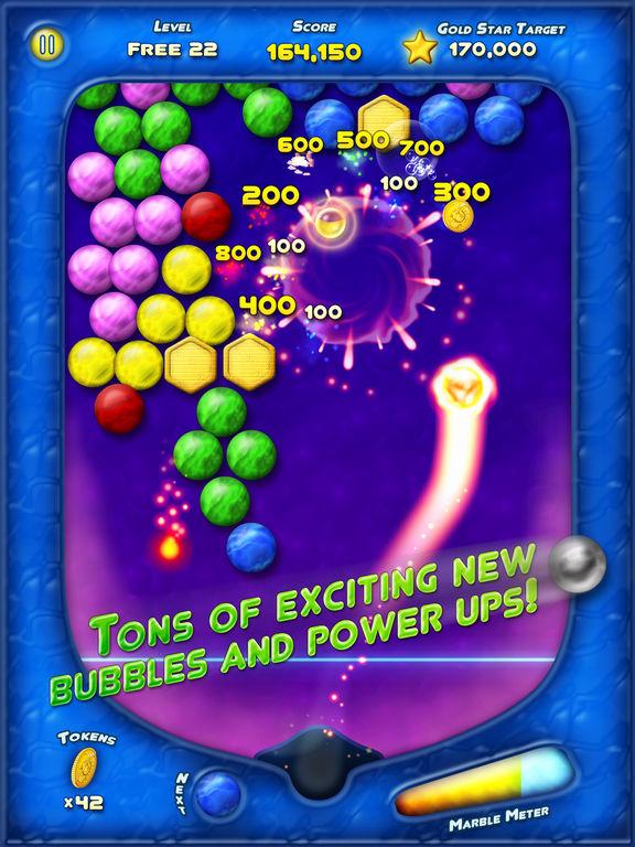 Bubble Bust! HD - Pop Bubble Shooter на iPad