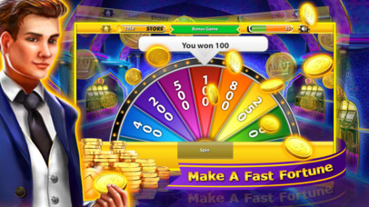 Screenshot 1 Slots — Spin The Lucky Wheel & Earn Cash Treasure