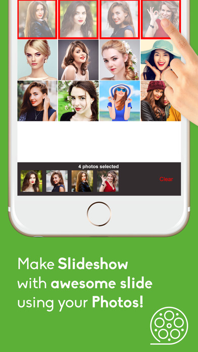 PictureSlideShow - Video maker with music screenshot 3