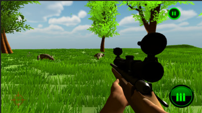Wild Crocodile Sniper Hunter Simulator 2017 screenshot 3