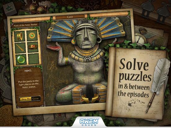 Screenshot #3 for Golden Trails 2: Hidden Object Adventure