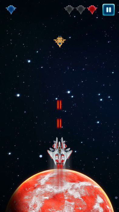 RED STAR DEFENDER screenshot 3