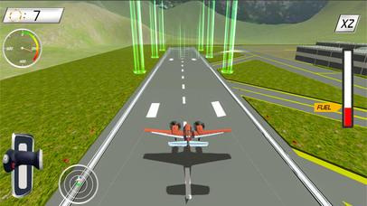 Perfect Airplane Pilot Flight Simulator screenshot 3