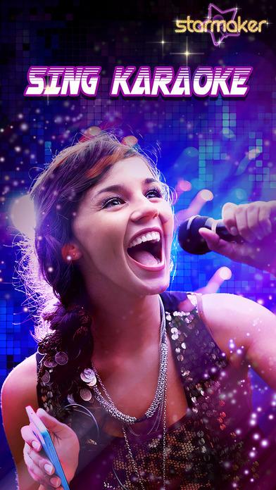 Sing Free Karaoke Songs with StarMaker app image