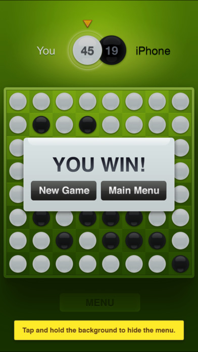 Screenshot #7 for Fresh Reversi - Othello Like Strategy Game